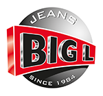 Wall clock Mr. Blue numbers steel polished D. 51cm, H. 7cm, Excl. 1 AA batt., BOX32 Design